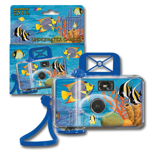 Guy Harvey Underwater Cameras