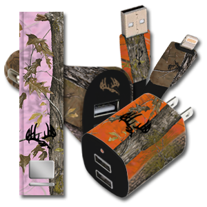 Longleaf Camo USB Accessories