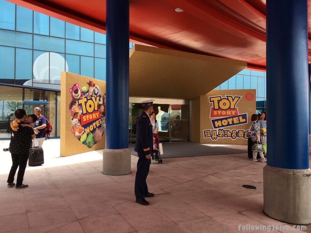 Toy Story Hotel Disneyland