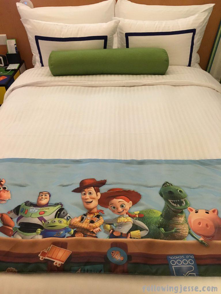 Toy Story Hotel Disneyland Shanghai