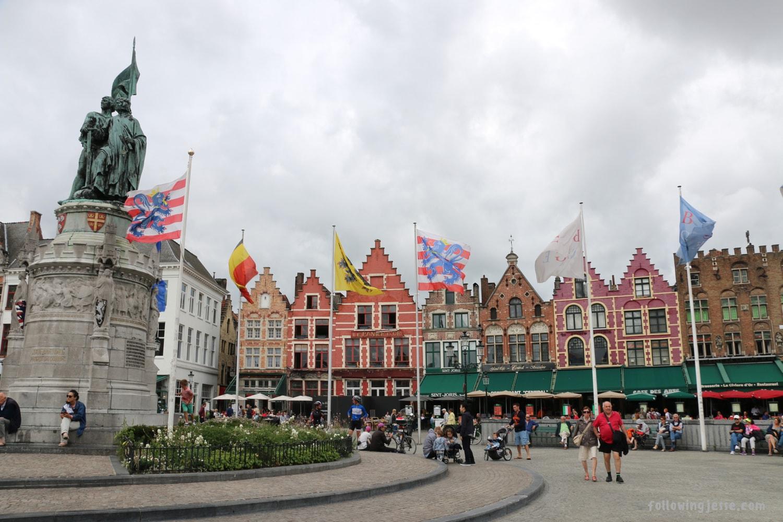 Buildings of Bruges