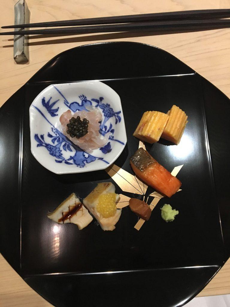 Araki Sampling plate