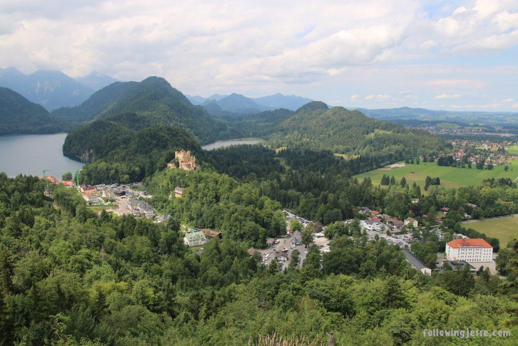 Hohenschwangau Village Hike