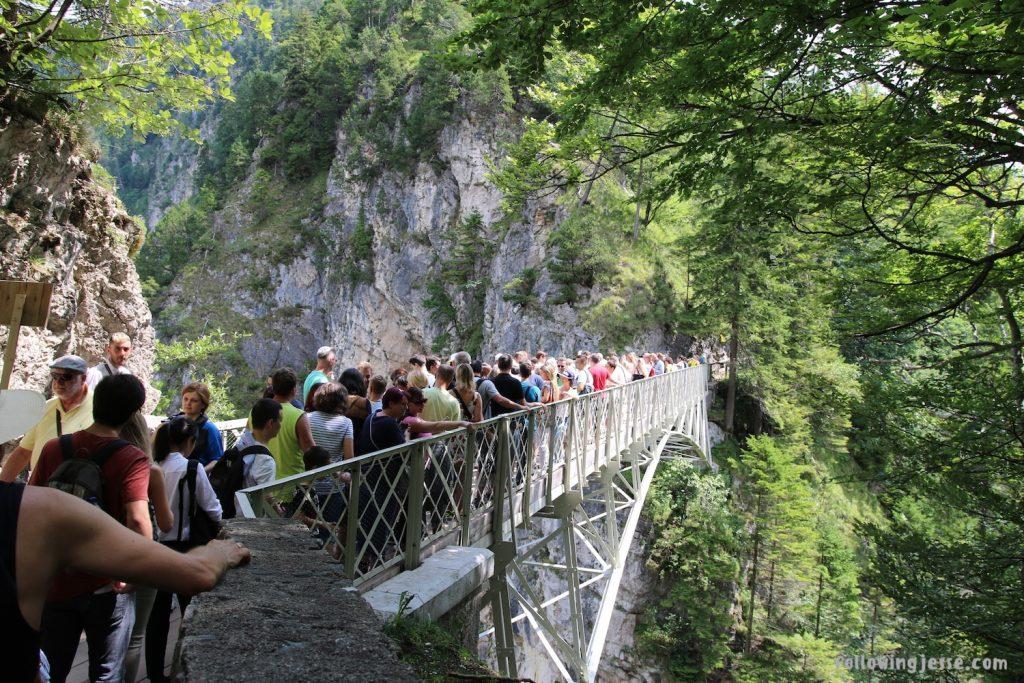 Neuschwanstein Marys Bridge