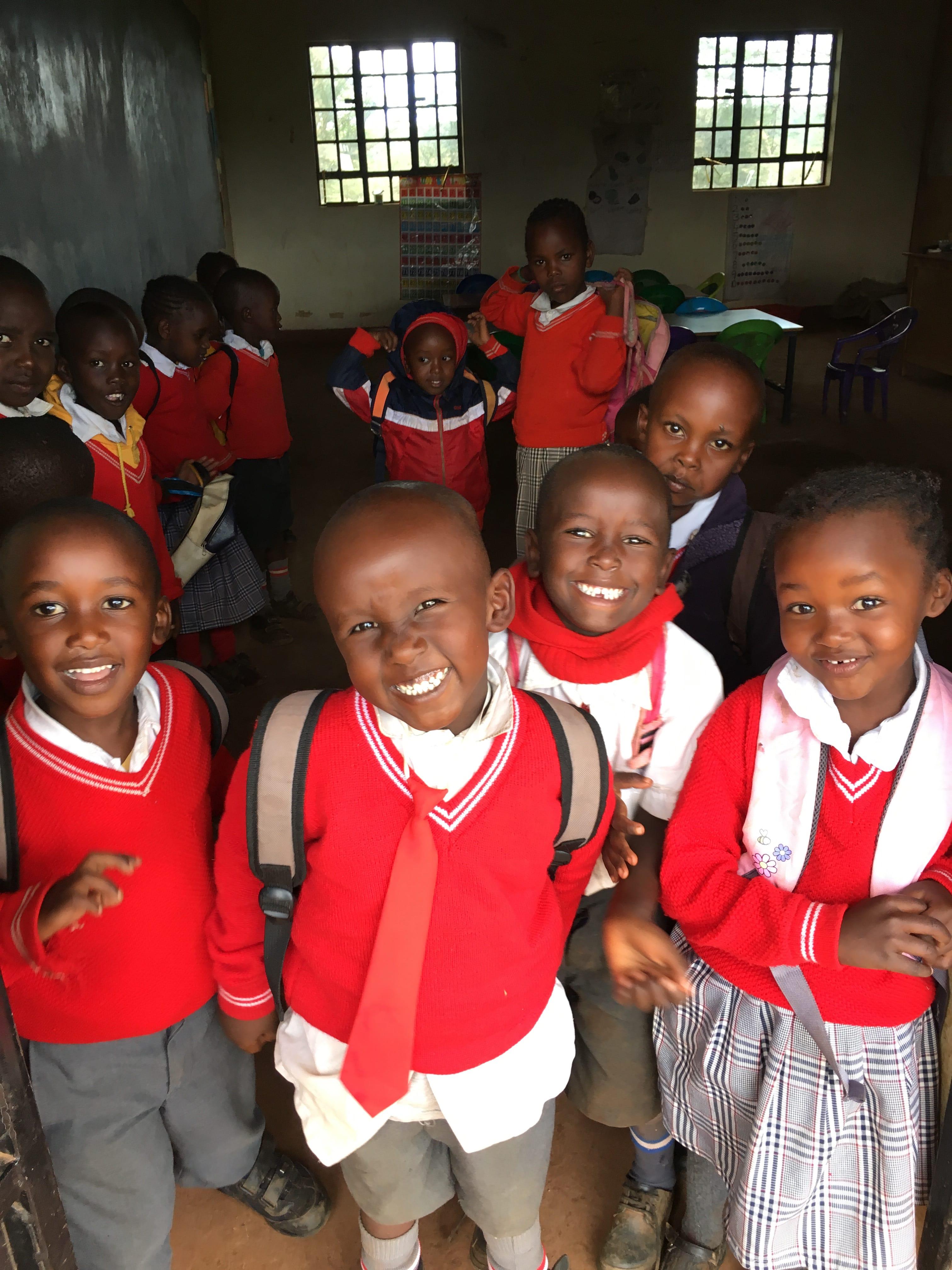 more kenya students