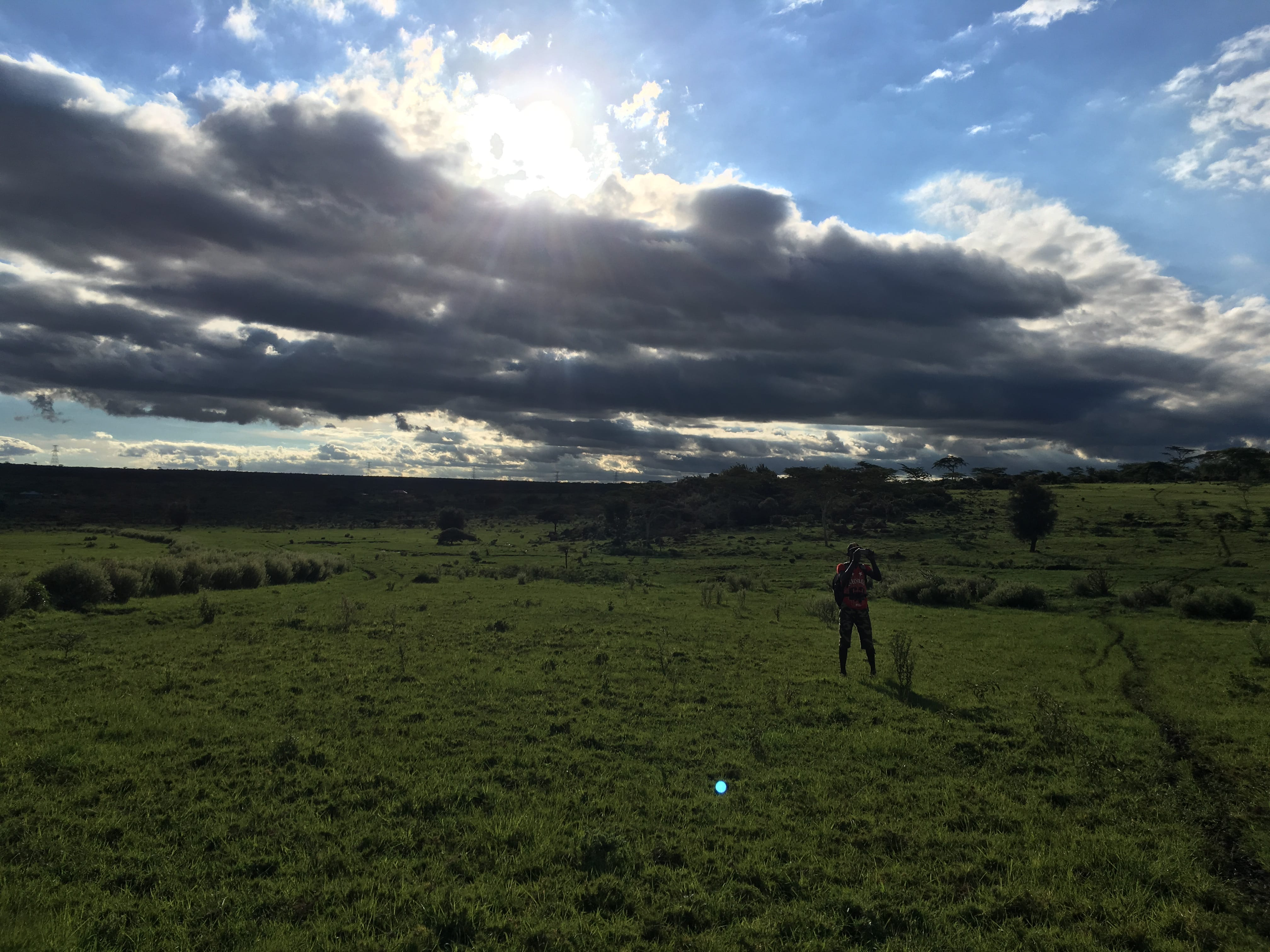 Beautiful Kenya Landscape