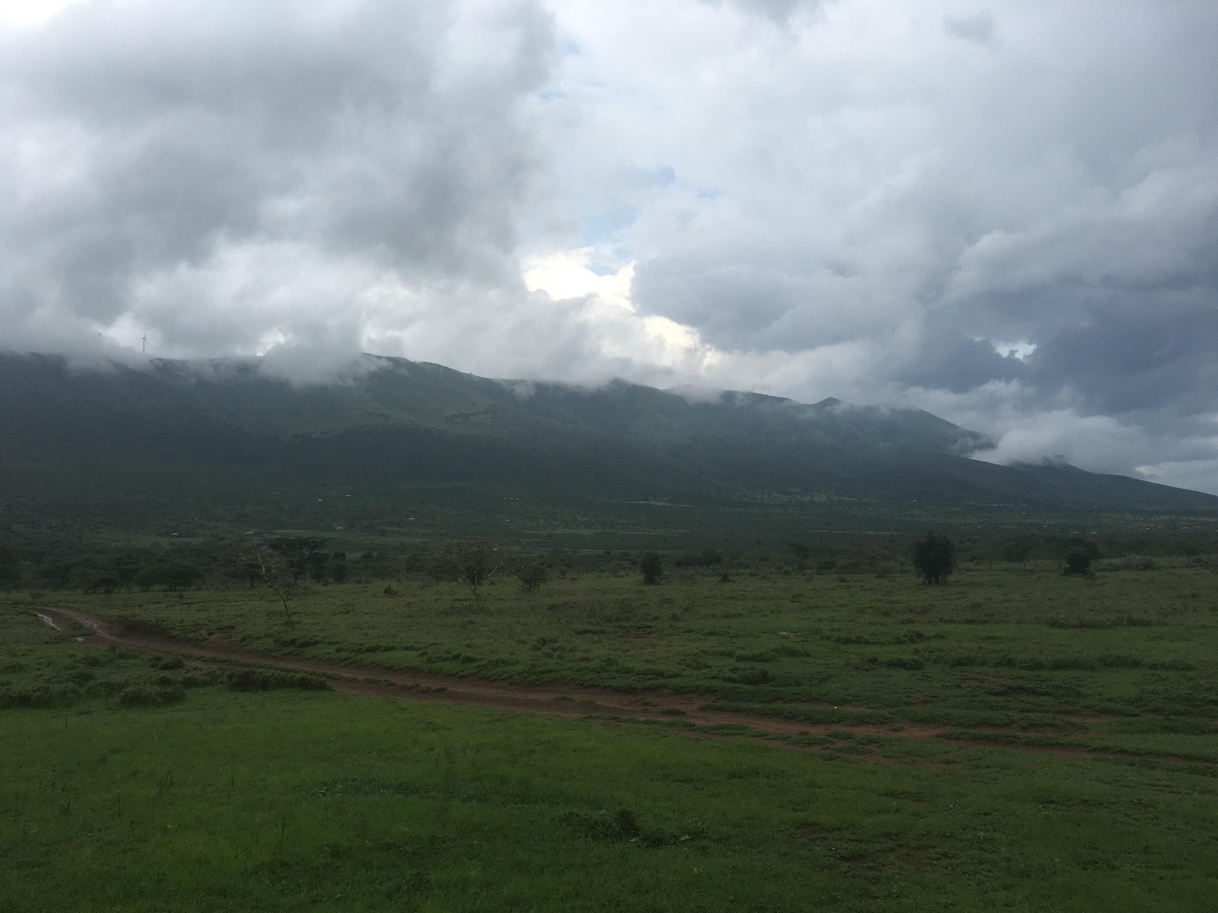 Kenya rainy weather
