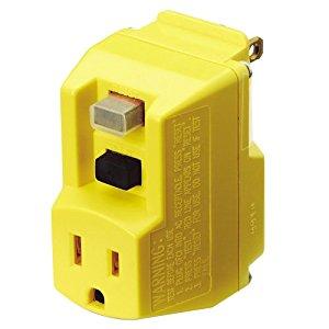 Common GFCI Outlet Plug
