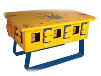 Portable GFCI Power Outlets