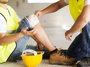 Injured Worker, Basic First Aid