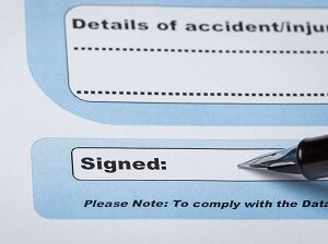 Sign Accident Report