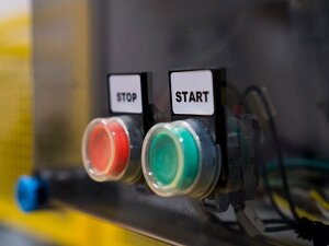 Stop Start Switches for Machinery