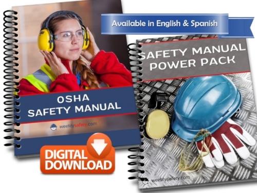 Digital Download Versions of Safety Manuals