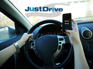 Just Drive, Distracted Driving