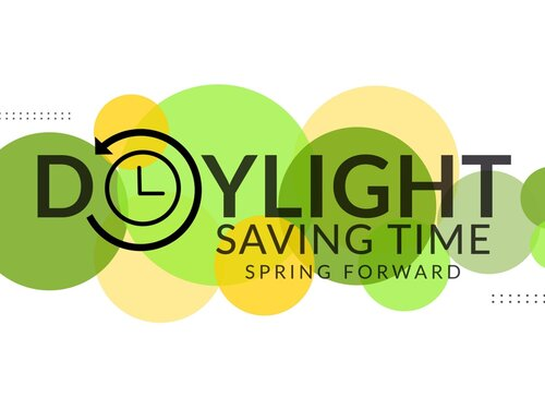Daylight Saving Time Means Spring Forward