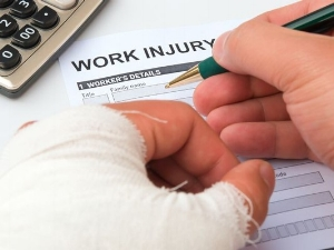 Filling Out a Work Injury Report