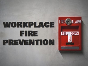 Workplace Fire Prevention, Fire Alarm