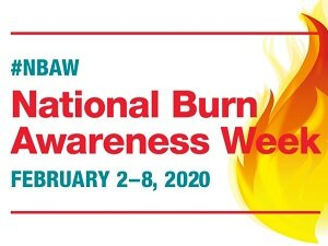 National Burn Awareness Week Banner