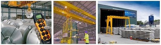 Overhead Crane Examples