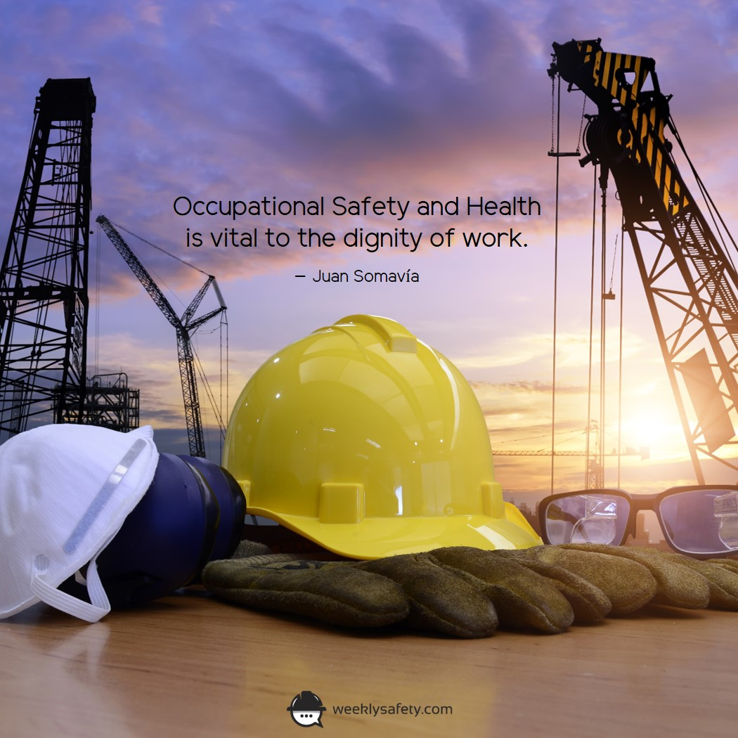 Personal protective equipment, hard hat, gloves, respirator