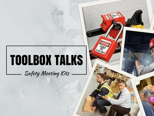 Banner, Toolbox Talks