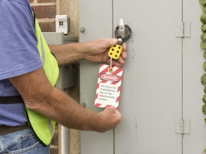 Using Tagout alone