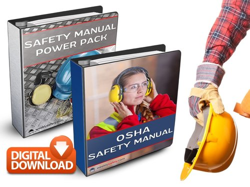 Safety Programs in Binders