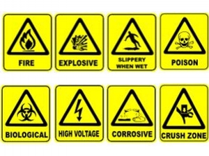 Hazards Signs