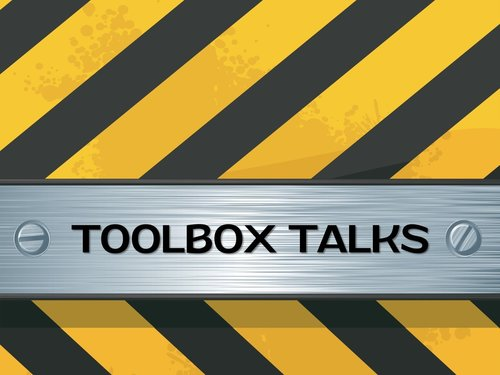 All About Toolbox Talks Your Questions Answered