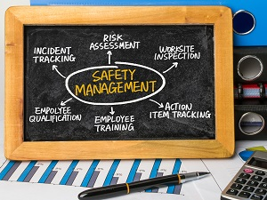 Safety Management Infographic
