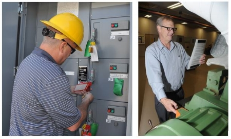 Lockout/Tagout Inspections