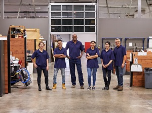 Warehouse Team Members