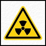 Radioactive Warning Sign