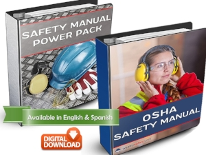 Safety Manual Binders