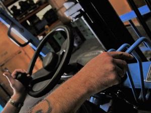 Forklift Inspection