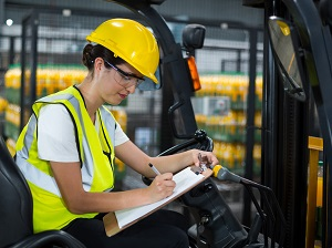 Forklift Inspection