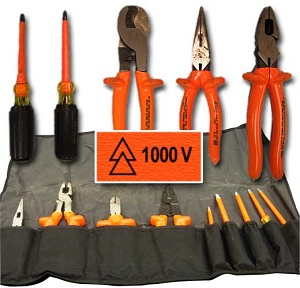 Voltage Rated Insulated Tools