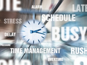 Busy Schedule Can Be High Stress