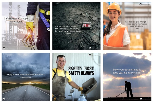 Various Safety Quotes
