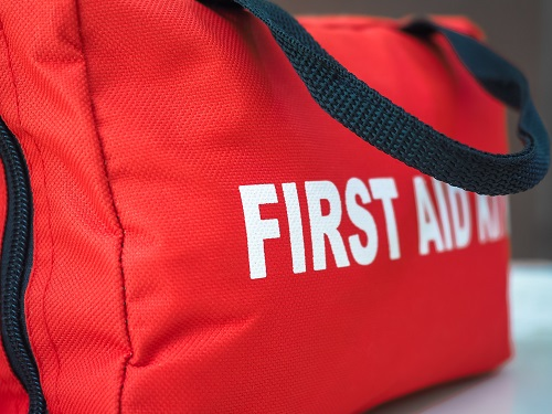 First Aid Medical Bag