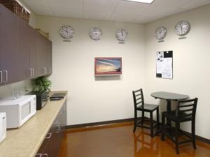 Small Break Room