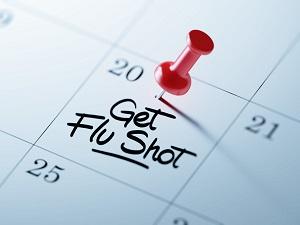 Calendar Reminder to Get Your Flu Shot