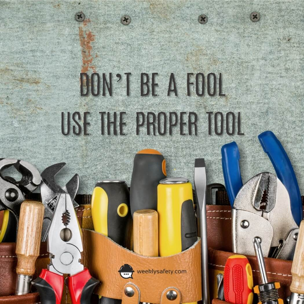Variety of hand tools, pliers, screw drivers