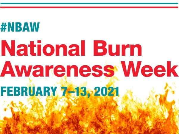 National Burn Awareness Week Banner
