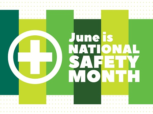 National Safety Month Banner