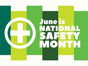 National Safety Month Banner Image