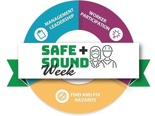 Safe and Sound Week Banner
