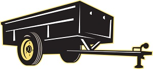 Graphic of a trailer.