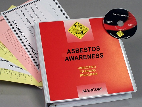 MARCOM's Asbestos Awareness DVD Program provides employees with this important information, and also helps employers comply with the training requirements of the OSHA Asbestos Standard. The DVD program comes with a comprehensive leader's guide, reproducible scheduling & attendance form, employee quiz, training certificate and training log.