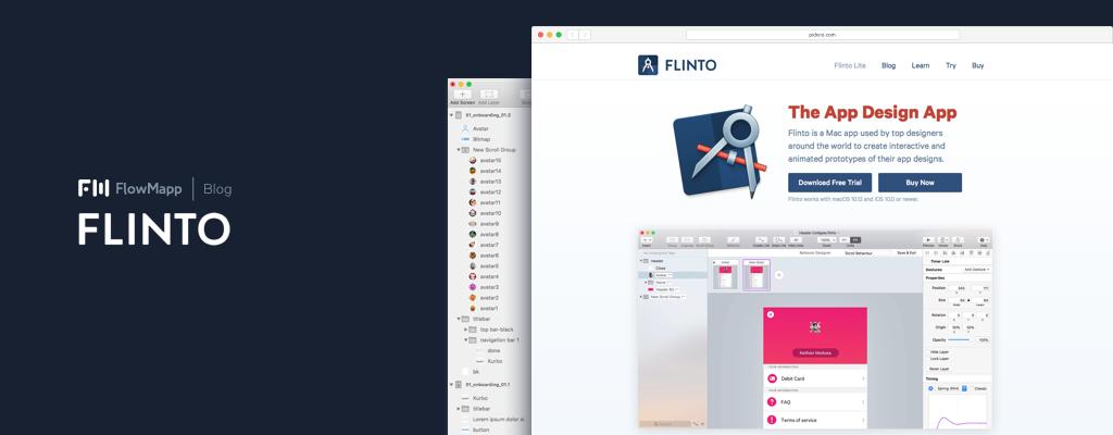 Flinto app